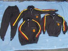 Orginal DDR 1989 (N) Neue NVA Sport Uniform TRAININGSAnzug Jacke,Hose mit ASV