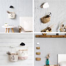 1pc Cloud Wall-mounted Hooks DIY Multi-Function Hanger Wall Home DecorationTU