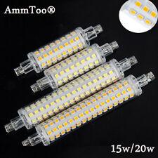 R7s LED Flood Light Bulbs 78mm 118mm J78 J118 Indoor Daylight Warm White Lamp