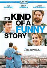 Zach Galifianakis, EMMA Roberts, Its Kind of a Funny Story (DVD, 2011)