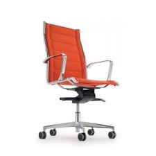 Sedia ufficio direzionale Ice H girevole con ruote office armchair chairs
