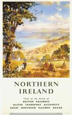 Vintage Travel/Railway,Posters,Wall Art : Northern IRELAND ( 274 )