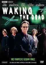 WAKING THE DEAD complete season three DVD NEW