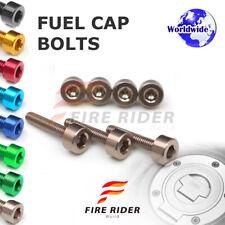 FRW 6Color Fuel Cap Bolts Set For Honda CBR1000RR Fireblade 04-07 04 05 06 07