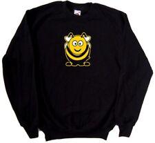 Cartoon Bee Sweatshirt