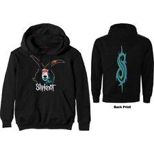 Slipknot Unisex Pullover Hoodie: Graphic Goat (Back Print)