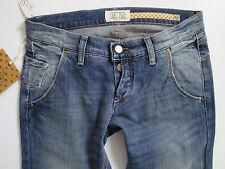 TAKE TWO  Jeans  ROXA PO4028  Stretch Blau  Röhrenjeans  W26  Einheitslänge  Neu