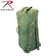 Rothco 2484 / 2474 / 3484 / 2475 G.I. Type Enhanced Double Strap Duffle Bag