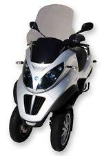 Pare brise / Bulle scooter 74 cm Ermax PIAGGIO 125/250/300/400 MP3 2007/2012