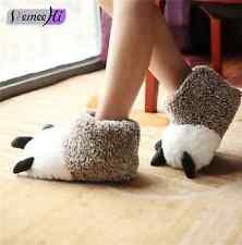 Adult Animal Shoes Slippers Paw Claw Kigurumi Pajamas Cosplay winter shoe