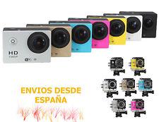 1,5'' 12MP FHD 1080P H.264 170° WiFi Acción Deportiva Cámara FPV DV Videocámara