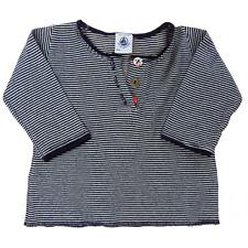petit bateau tee-shirt  bébé fille 6 mois