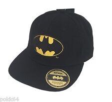 Dc Comics gorra New Era Premium Batman Logo 100 % algodón hip hop gorra 23444
