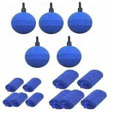 5 X Aire Piedras Alta Calidad Para Acuario Peces Tanque Bomba de aire de oxígeno airstones
