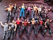 WWE Jakks Figures WWF 2000's Wrestling Make Your Selection