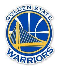 9c1364a1c9c Golden State Warriors Decal   Sticker Die cut