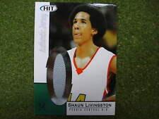 2004 Shaun Livingston rookie jersey card RC jsy gu