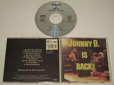 THE FATAL FLOWERS/JOHNNY D. IS BACK(WEA 42 333-2) CD ALBUM