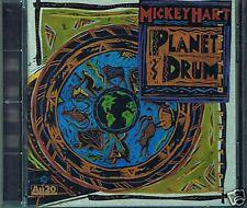 Hart, Mickey Planet Drum 24 Karat Gold CD Ryko AU20