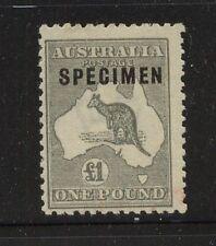 Australia  57  Mint  specimen