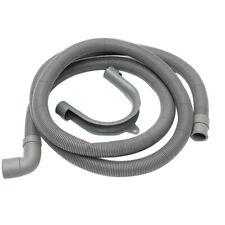 tuyau flexible d'évacuation de coude avec le support pour la machine à
