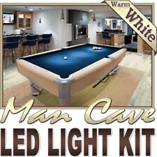 Warm White Bar Liquor Cabinet Wine Cellar LED Light On/Off Switch Kit 110V Plug