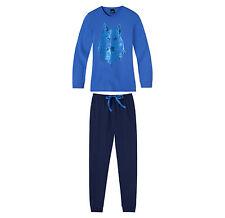 Pyjama fille de SCHIESSER, 100% Coton Taille 140 152 164 176 Pyjama NEUF