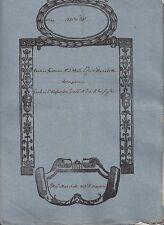 C986-MODENA-ATTO DI DONAZIONE DOTALE 1831