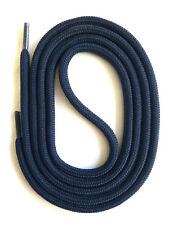 SCHNÜRSENKEL rund DUNKELBLAU Schuhband für Arbeit Outdoor, 75-200cm 5mm SNORS