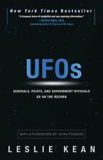 UFOS [9780307717085] - LESLIE KEAN (PAPERBACK) NEW