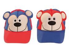 Enfants Animal Monkey Design Nouveauté Casquette de baseball Mignon drôle chapeau été