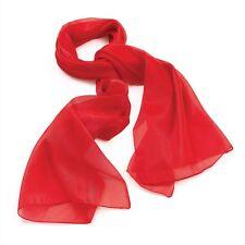 Donna Ragazze Fashion scarf Look Metallico Colori Assortiti-Nuovo di Zecca