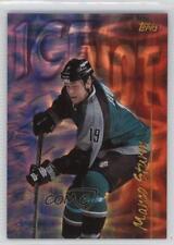 1998-99 Topps Season's Best #SB12 Marco Sturm San Jose Sharks Hockey Card