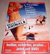 Filmposter A1 Neu Filmplakat Poster Beach Party Animals