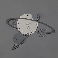 Arti e Mestieri Orologio da parete Sistema Solare design made in italy