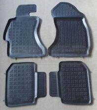 Fussmatten passend für Subaru Impreza II GD Bj 2000-2007 Autoteppiche TOP