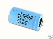 5x 18000uF 50V Press Lok Snap In Mount Electrolytic Capacitor 18000mfd 50VDC