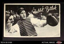 1936 Goudey Wide Pen Rabbit Pytlak  Indians FAIR