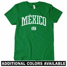 MEXICO DF Women's T-shirt - City El Tri Banda Ranchera Distrito Federal - S-2XL