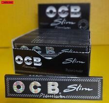 10 / 5 / 1 St. OCB Slim Premium Paper King Size - TOP QUALITÄT !! TOP PREIS !