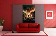 EL HOBBIT MEGA POSTER GIANT WALL PICTURE ART PRINT A0 A1 A2