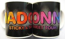 """MADONNA TASSE """"STICKY & SWEET TOUR"""" KAFFEETASSE -  MUG"""