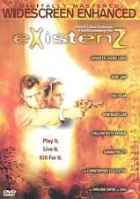 eXistenZ (DVD) BRAND NEW SEALED