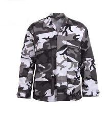 Rothco 8881 Ultra Force City Camouflage (Camo) B.D.U. Shirt