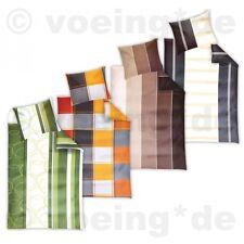 Fleece-Bettwäsche - Bezug 135 x 200 cm & Kopfkissen 80 x 80 cm - in 4 Designs