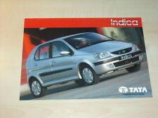 21090) Tata Indica Prospekt 2005