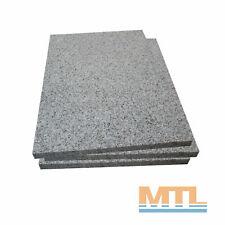 Bodenplatte Granit Hellgrau geflammt für Gartenweg Terrasse