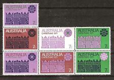 Australia # 508 Mint Christmas 1971 Three Kings & Star