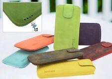 LG G5 | Honor 7 | HTC Desire 620 Ledertasche Tasche Schutzhülle Hülle Case Etui