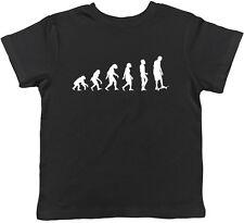 Evolution of Skateboarding Boys Girls Childrens Kids Boys Girls T-Shirt Tee